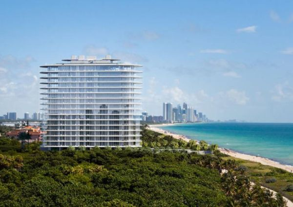 Eighty Seven Park: l'eden urbano di Miami firmato Renzo Piano
