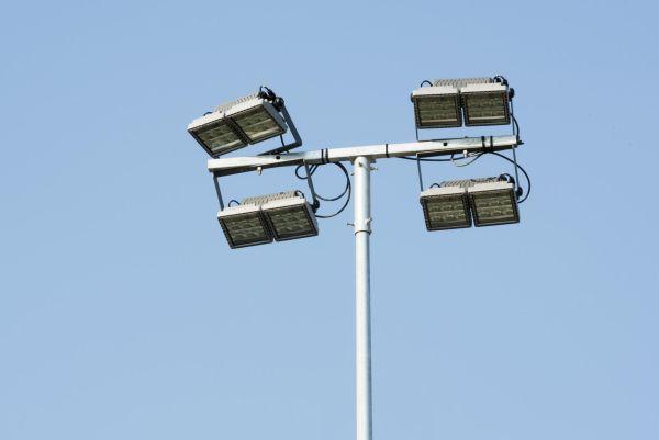 Proiettore a Led Smart[Pro] di Gewiss ideali per illuminazione campi da calcio