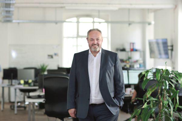 Christoph Ostermann, CEO e fondatore di sonnen