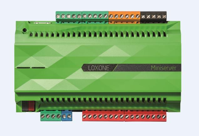 Miniserver Loxone per personalizzare la gestione della caldaia Froling
