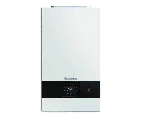 La caldaia a condensazione compatta e super efficiente di Buderus Logamax plus GB122