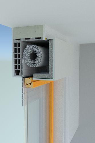 Cassomuro di Roverplastik è l'innovativo sistema a scomparsa per la sostituzione del vecchio cassonetto