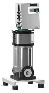 Pompa centrifuga multistadio