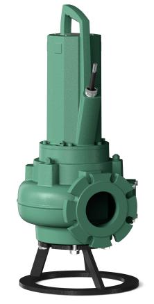 Pompa per acque luride