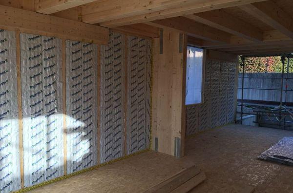 Materiale a cambiamento di fase Infinite R, per edifici a basso consumo energetico