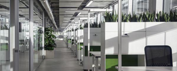 Riscaldamento e raffrescamento a soffitto RDZ per il NOI Techpark di Bolzano