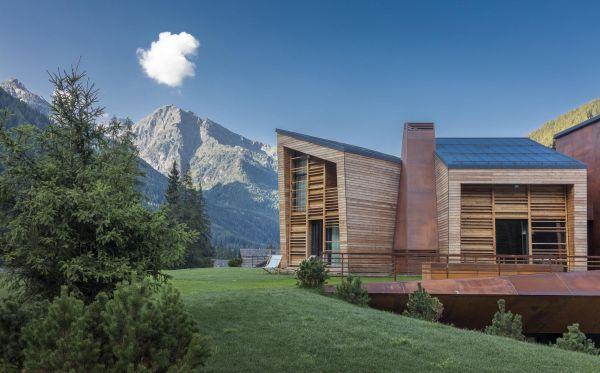 CampZero, nuova struttura alberghiera tra design e natura