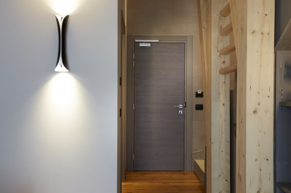 Porta DIERRE per hotel CAMPZERO, PORTA INTERNA ISY