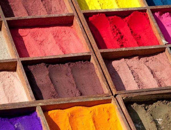 Pittura Per Interni Naturale Per Una Casa Senza Inquinanti