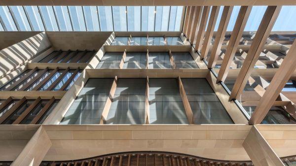 Il quartier generale di Bloomberg vince il RIBA Stirling Prize