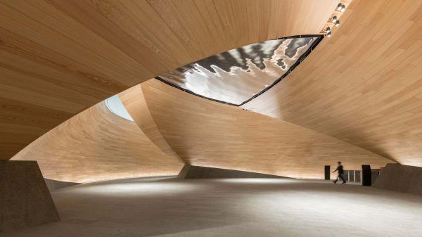 Il quartier generale di Bloomberg a Londra è definito l'ufficio più sostenibile al mondo