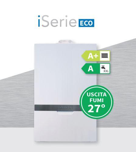 Caldaia a condensazione compatta e intelligenteATAG iSerie ECO