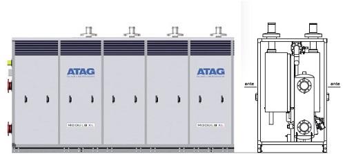 Generatore modulare ATAG