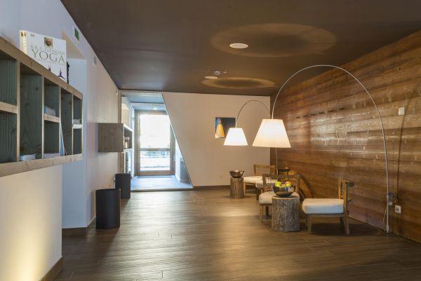 Ambienti raffinati e naturali per l'hotel Nira Montana di La Thuile