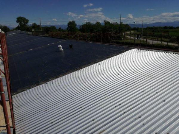 Impianto fotovoltaico in provincia di Udine con problemi di perdita di resa