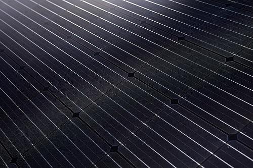 Moduli fotovoltaici neri