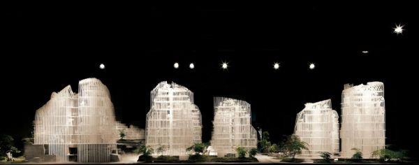 Nanjing Zendai Himalayas Center: il progetto urbano che richiama la montagna