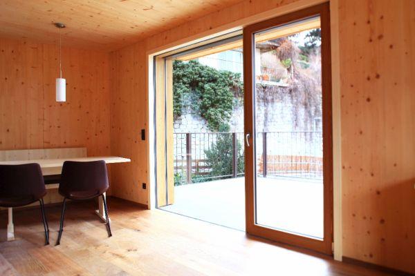 A Bressanone un residence super efficiente con massima illuminazione naturale