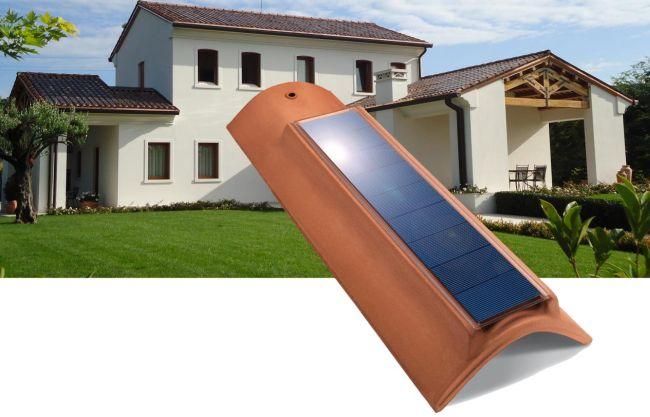 Industrie cotto possagno: coppo e tegola fotovoltaici