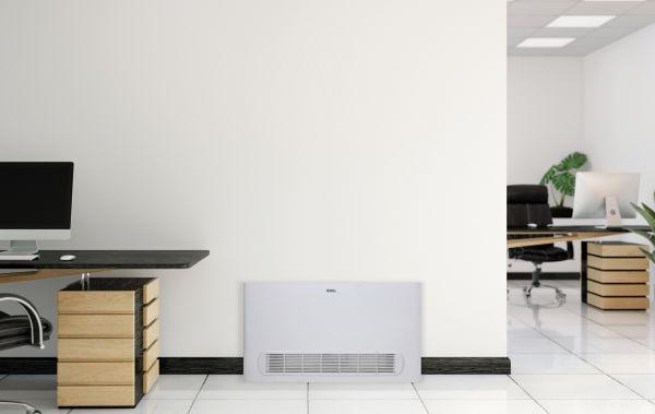 Baxi propone una gamma completa di fan coil per impianti di riscaldamento e raffrescamento efficienti e silenziose