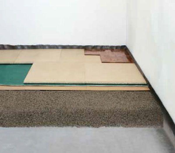 PaviLeca, isolamento sostenibile in argilla