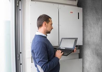 Autosufficienza energetica in un'abitazione di Udine grazie all'inverter con storage React 2 di ABB