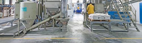 Realizzazione di prodotti Azichem per l'edilizia e la bioedilizia