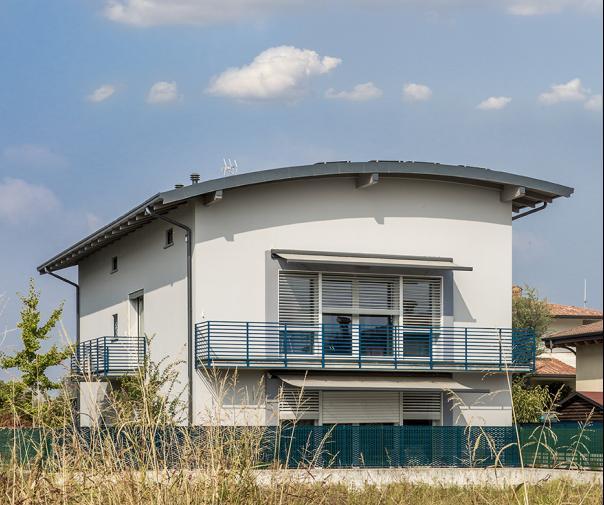 """""""Aria di Kyoto"""": un'abitazione che rispetta l'ambiente"""