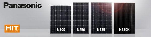 Nuovi moduli fotovoltaici Panasonic  HIT sempre più efficienti