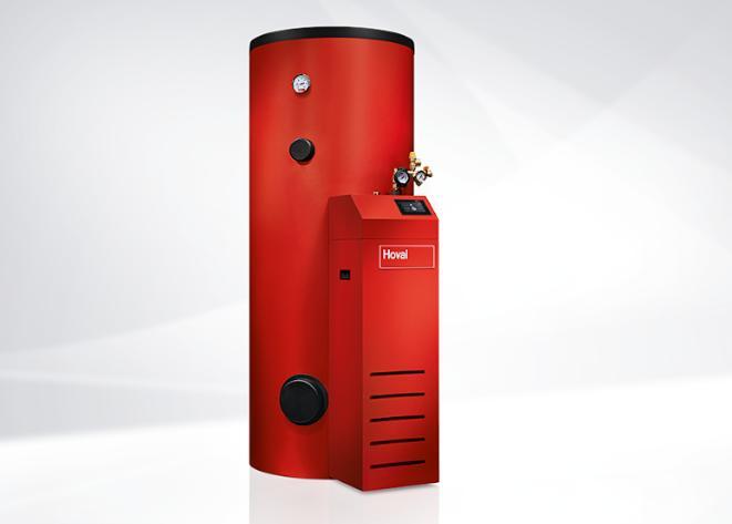 Hoval SolKit® aqua per la produzione di acqua calda sanitaria