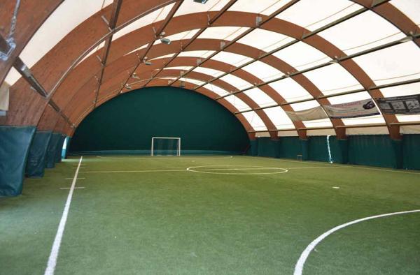 Sistemi per impianti sportivi
