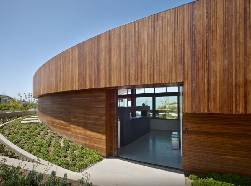 Residence Ziering, minimalismo e sostenibilità