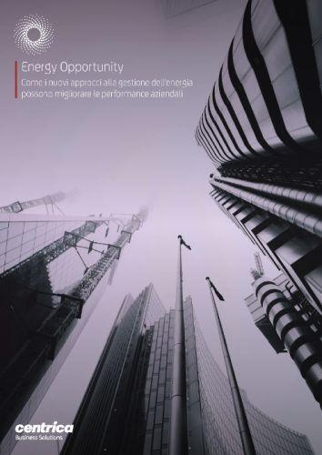 Le 4 opportunità dell'energia secondo Centrica Business Solutions