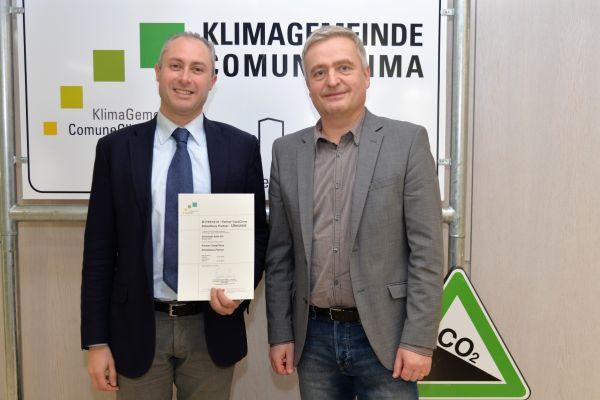 Moduli e batterie Solarwatt certificati CasaClima