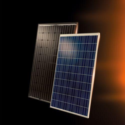 Moduli fotovoltaici doppio Vetro Solarwatt