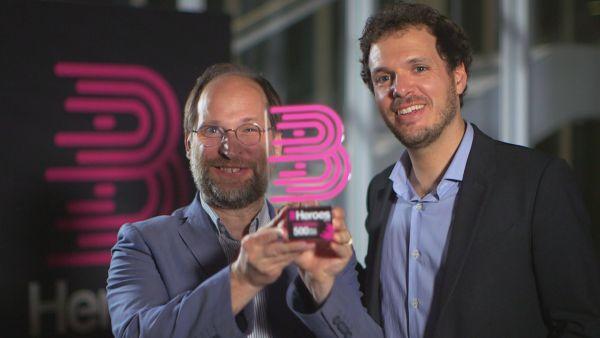 La tecnologia di retrofit energetico di Enerbrain vince B Heroes
