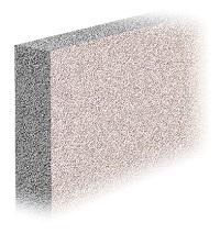 Lastra per isolamento termico in silicato di calcio idrato
