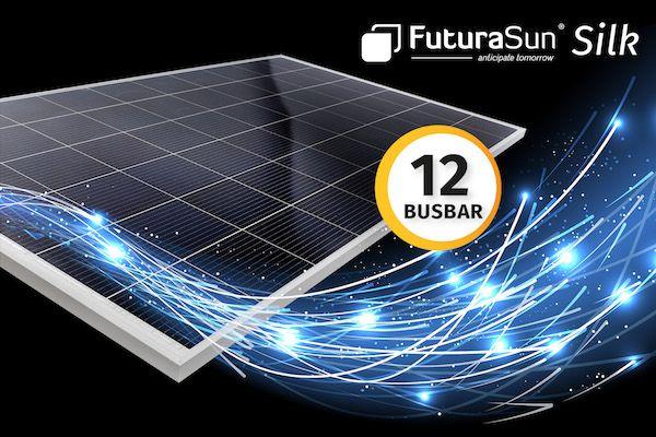 I nuovi moduli fotovoltaici con tecnologia Silk di FuturaSun in mostra a Intersolar