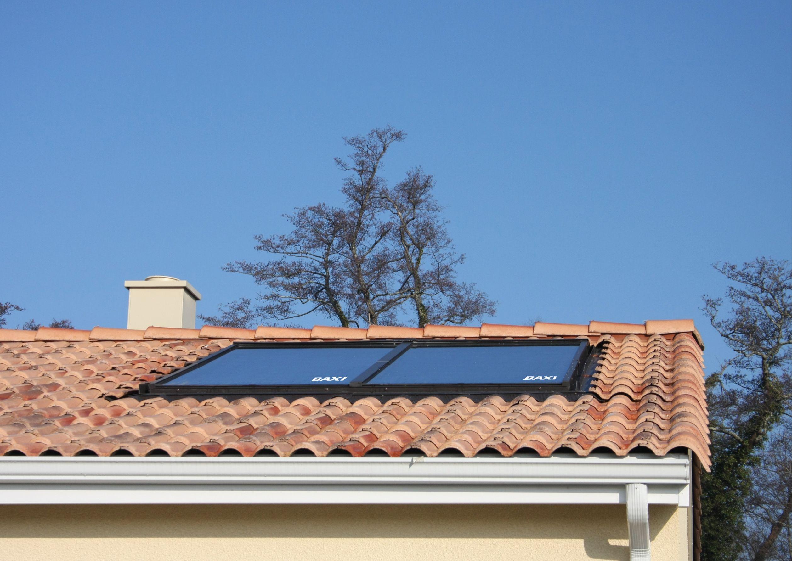 Collettori solari a circolazione forzata SB+