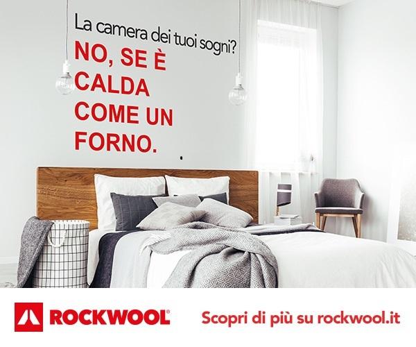 La lana di roccia Rockwool, elemento nascosto dalle eccezionali prestazioni di isolamento