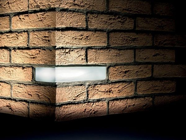 Brick Light, Simes. Mattone luminoso