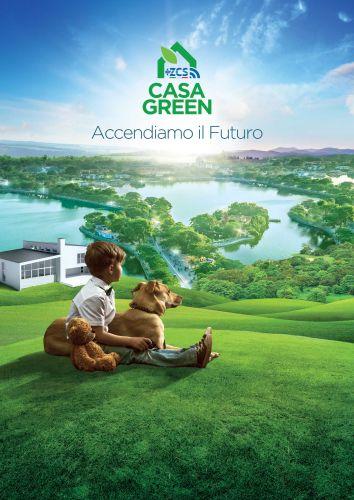 La casa green del futuro firmata Zucchetti