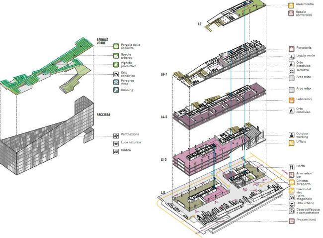 Progetto Vitae a Milano: funzioni e connessioni