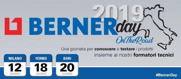 Giornata di formazione per i serramentisti Berner a Fermo e a Bari