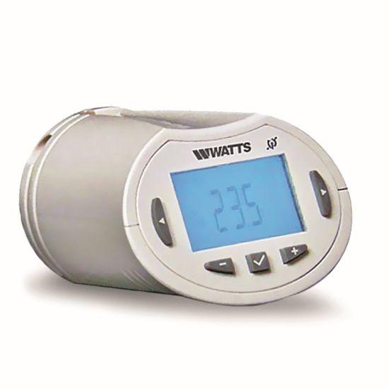 Cronotermostato elettronico da radiatore Serie BT-TH02 RF