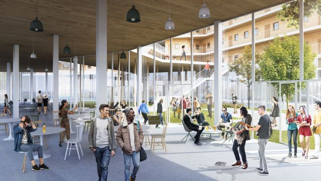 Reinventing Cities a Madrid, progetto Tercer sonido a Villaverde