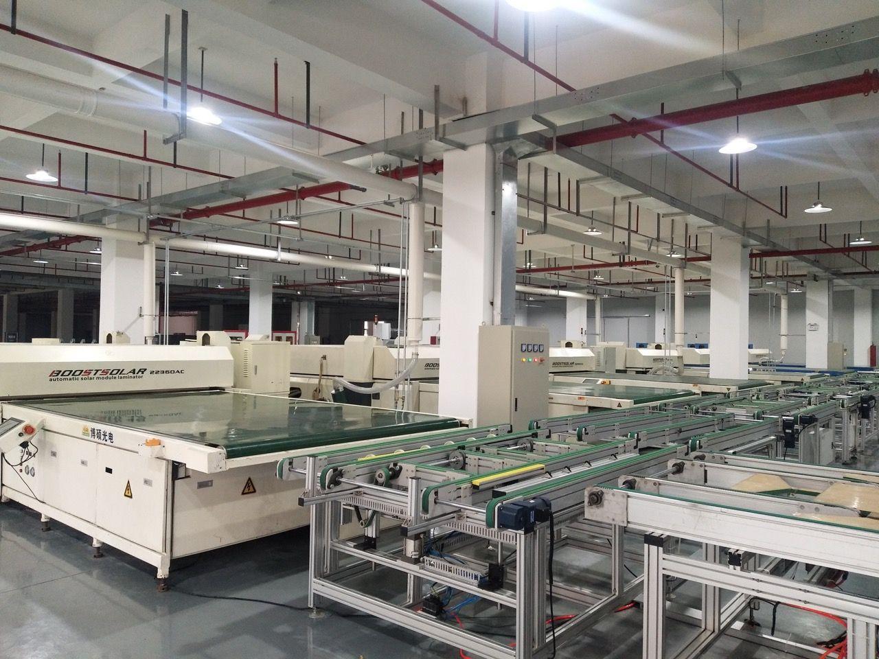 FuturaSun apre una nuova fabbrica fotovoltaica a Taizhou in Cina