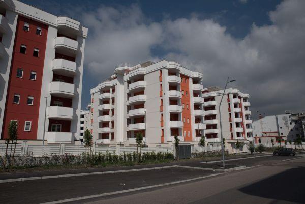 Riscaldamento Chaffoteaux per un Intervento edilizio di nuova costruzione realizzato a Napoli