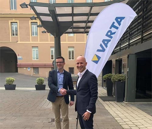 Partnership con Varta Storage