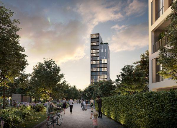 Reinventing cities, progetto l'Innesto nello scalo Greco-Breda a Milano